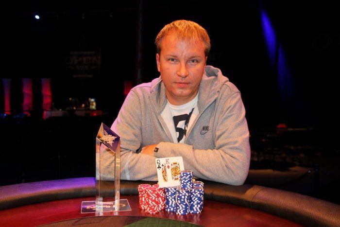 Viktor Koplus - turniiri õnnelik võitja