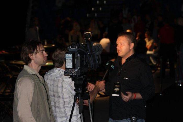 """Turniiridirektor Andres Burget kaamerate ees: """"Jäin personali tööga väga rahule!"""""""