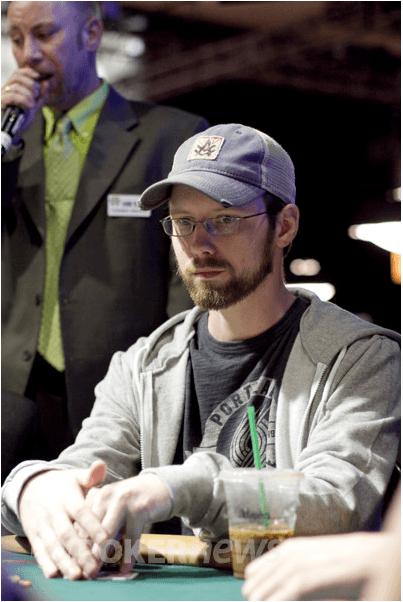 Adam Tyburski - 7 miejsce w turnieju $1,500 Limit Hold'em Shootout