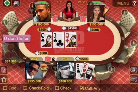 Texas Poker за всички с iPhone/Android 103