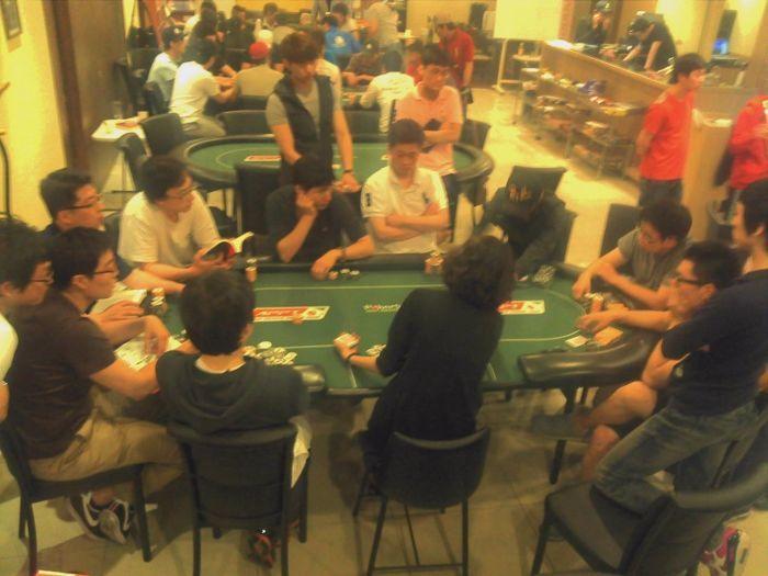 7월 2일 토요일 GG Poker 300만 개런티 토너먼트! 101