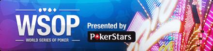 Følg PokerNews sine live oppdateringer fra World Series of Poker