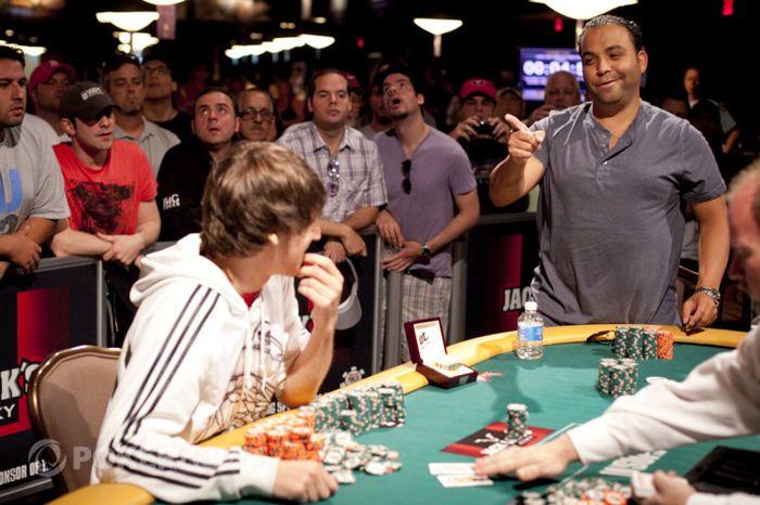 WSOP Event #56: Hasan Anter sa Royal Flush-om odnosi pobedu 101