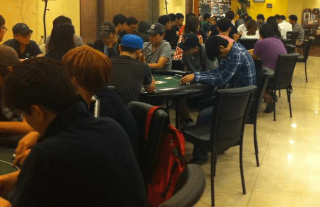 GGcafe ,000 PokerStars 라이브 프리롤 시작! 102