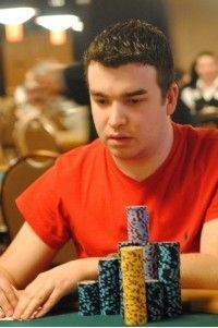 Chris Moorman 签约Lock Poker 101