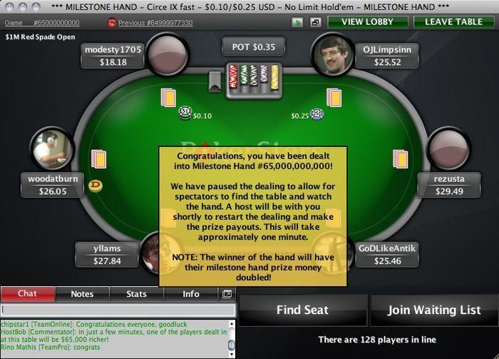 扑克之星650亿大奖诞生 101