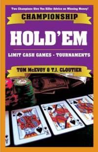 """Knygų lentyna: """"Championship Hold'em"""" 101"""