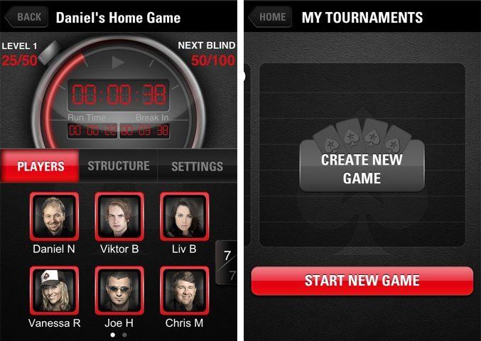 PokerStars spouští novou aplikaci pro iPhone 102