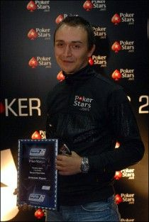 Russian Poker Series: 2 сезона, 7 победителей 102