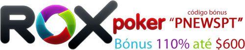 Exclusivo para Portugal - Ganha um iPad2 com a Rox Poker 102