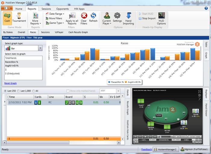 Holdem Manager 2: Beta verze je na světě 104