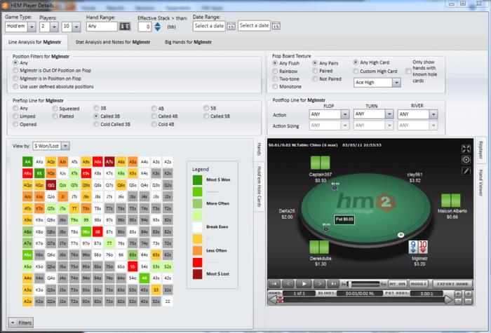 Holdem Manager 2: Beta verze je na světě 107