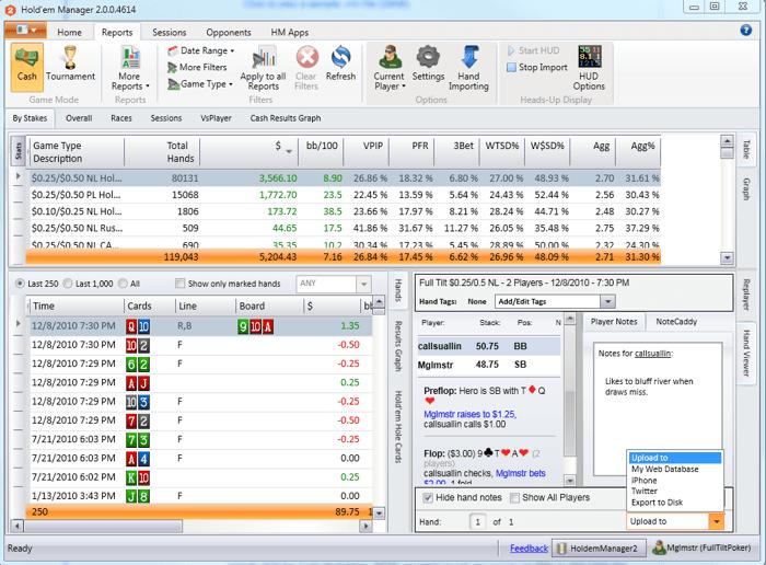 Holdem Manager 2: Beta verze je na světě 108
