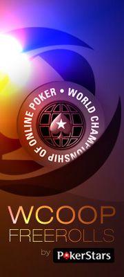 3 билета за WCOOP ,200 Main Event от PokerNews 101