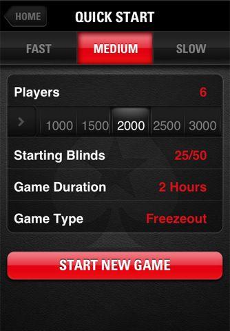 PokerStars часовник за игра на живо 102