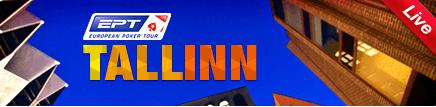 Kevin Stani går for ny EPT seier i Tallin 101