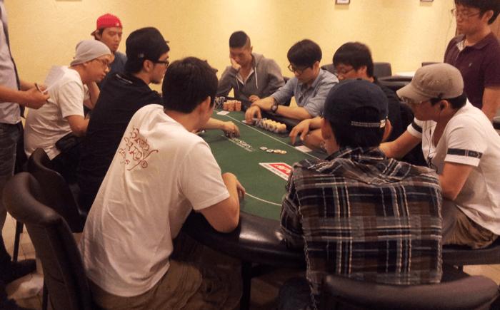 8월 3일 GGcafe와 함께하는 PokerStars 라이브 프리롤 101