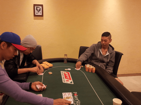 8월 3일 GGcafe와 함께하는 PokerStars 라이브 프리롤 102