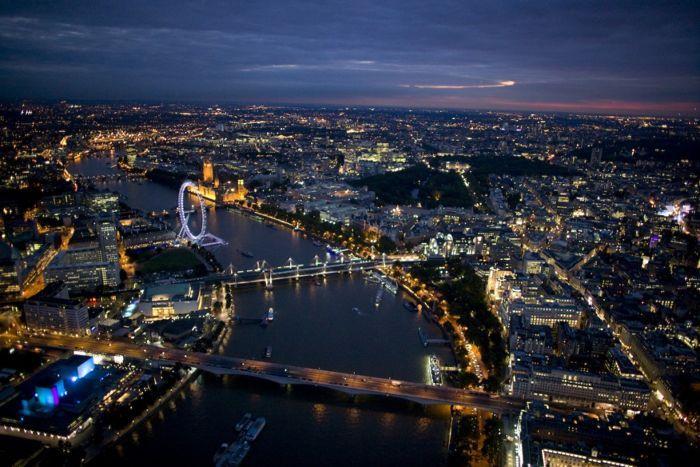 График на EPT London 101