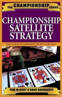 "Knygų lentyna: ""Championship Satellite Strategy"" 101"
