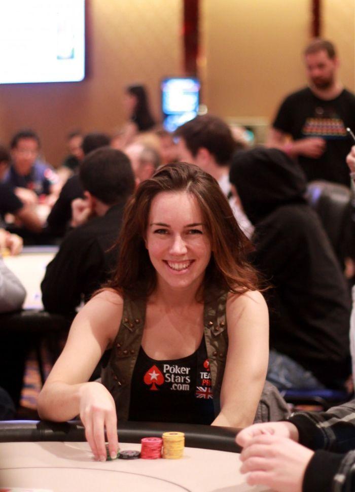 Liv Boeree didžiuojasi atstovaudama savo šalį ir PokerStars komandą 101
