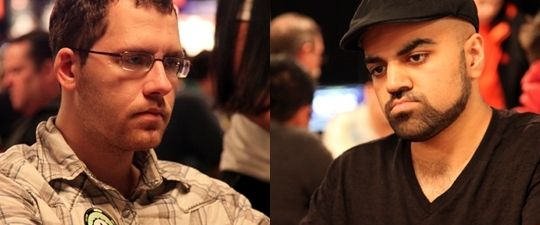 Haseeb Qureshi i Daniel Cates prebacivali čipove Joséu - Qureshi prestaje da igra poker 101