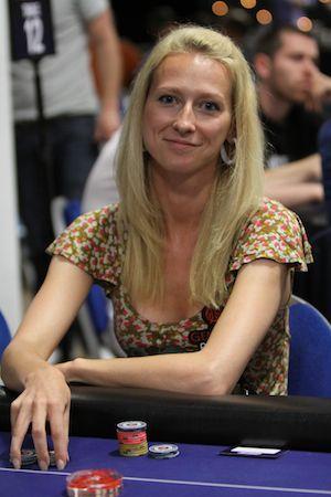 PokerStars fotografų užfiksuota Daiva Barauskaitė