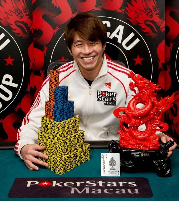 Macau Poker Cup 메인 이벤트의 우승자는 Patrik Kar Keng Lee 102