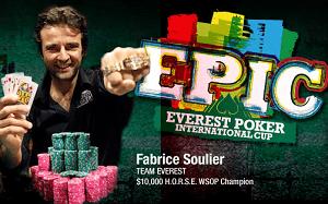 Išmeskit Fabrice Soulierį už 30,000 taškų, kuriuos galite išnaudoti turnyrų parduotuvėje