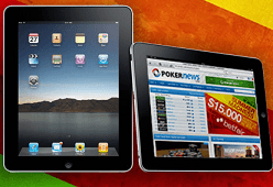 Win one of fifteen iPAD2s