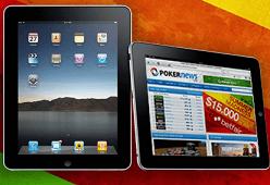Win one of fifteen iPad 2s