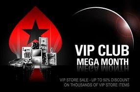 Zakwalifikuj się do PokerStars World Cup of Poker w trakcie Mega Miesiąca Klubu VIP 101