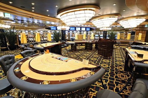 Casino rewards club