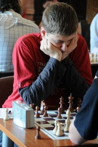 Prie šachmatų lentos