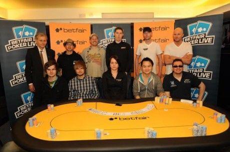 Betfair Poker Live, Sezóna 2 + Poslední šance vyhrát iPad2 101