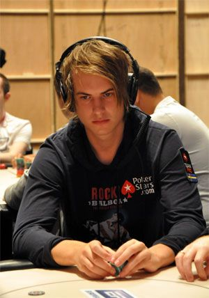 "Viktor ""Isildur1"" Bloom - Team PokerStars Pro"