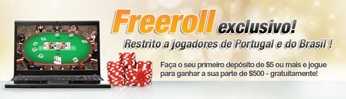 Freerolls e Bónus na Everest Poker 101