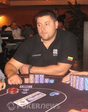 Jurijus Kolesnikovas užėmė 23 vietą