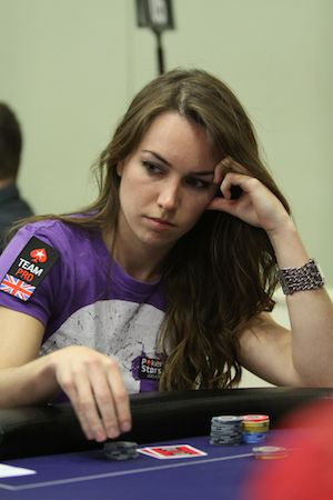 Liv Boeree neišgyveno antroje turnyro dienoje