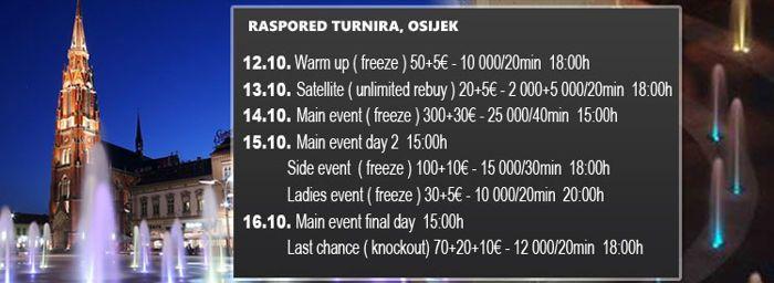 Sutra počinje Croatian Poker Tour u Osijeku - 12.10. do 16.10. 101