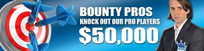 000 PokerNews Showdown  og Bounty Pro770 hos Poker770 102