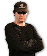 Phill Hellmuth - Przez wiele lat numer 1 w Ultimate Bet