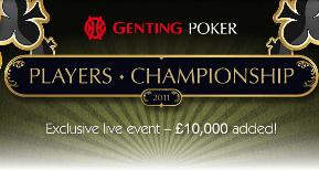 Hendon Mob bryter med Full Tilt - Genting Poker ny partner 101