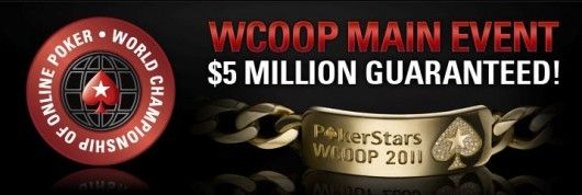 "WCOOP dag 20: Joe ""ender555"" Ebanks, Steve ""HR_Dub"" Williams vant bracelet 101"