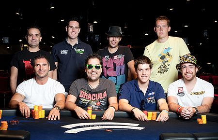 Estrellas Poker Tour - Grzegorz Gosk é o vencedor em Ibiza 101