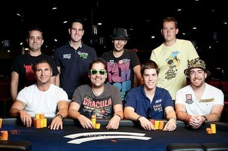 Grzegorz Gosk se proclama ganador del Estrellas Poker Tour de Ibiza 101