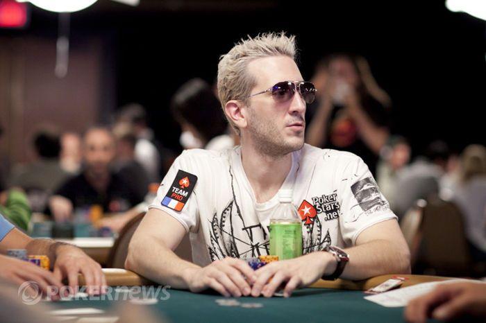 Bertrand Grospellier na 2011 WSOP