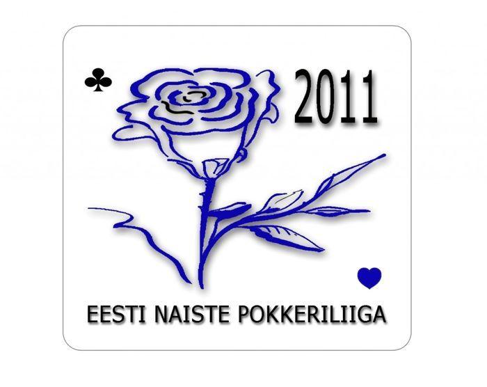 Eesti Naiste Pokkeriliiga 2011 logokonkurss 105