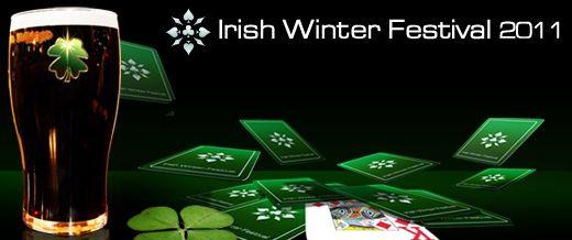 Olympic Online Mega atrankoje į Airių žiemos festivalį išdalins 20 pakuočių! 101