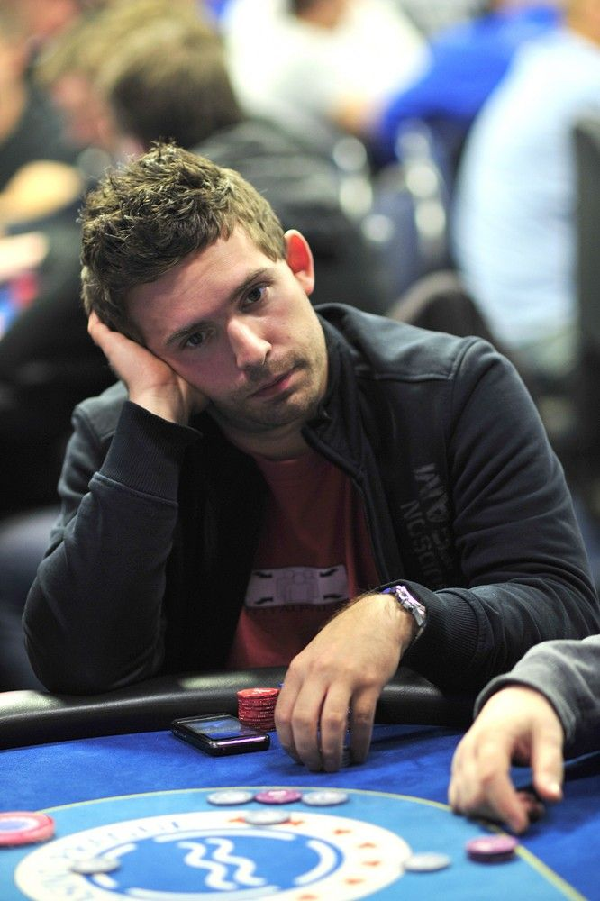 Miroslav Beneš (Foto Tomáš Stacha Poker-Photo.eu)